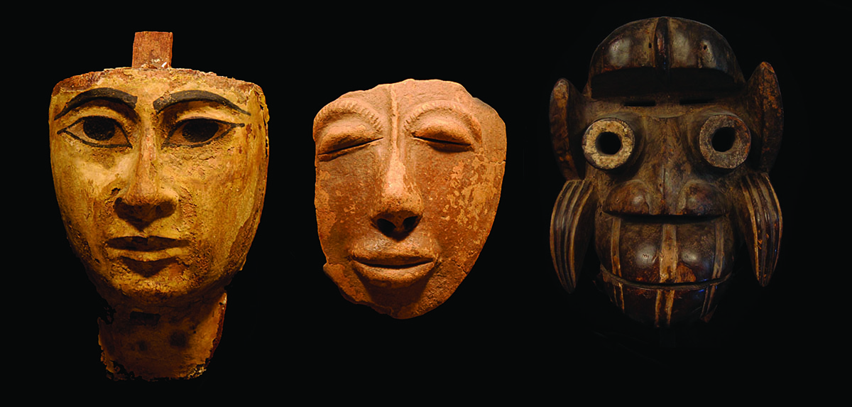 5000 years of african art including Egypt