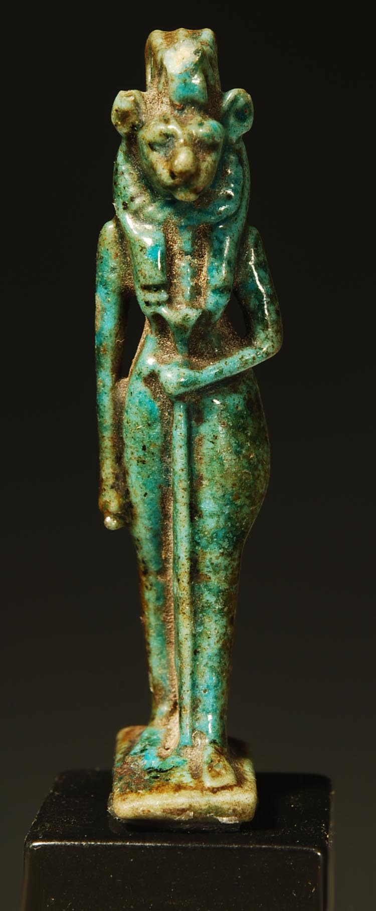 Ancient Egyptian Amulet cathead